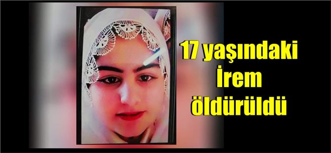 Mersin'de töre cinayeti