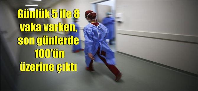 Konya'da koronavirüs vaka sayısı fırladı!
