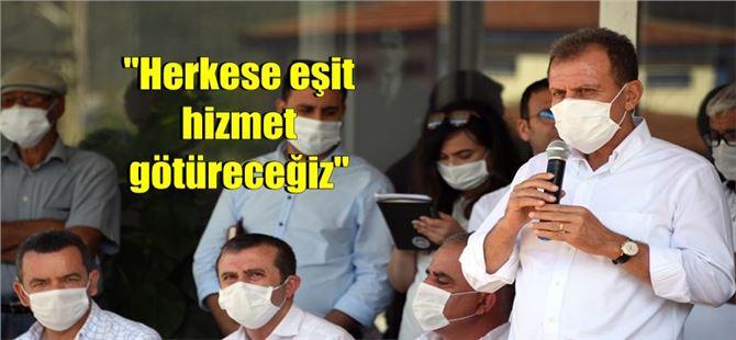 """Vahap Seçer: """"Ayrımcılık yapmak CHP'ye yakışmaz"""""""