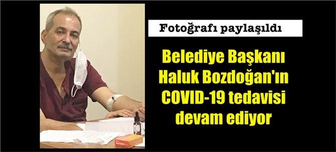 Başkan Bozdoğan'ın neden evde tedavisini sürdürmediğini eşi açıkladı