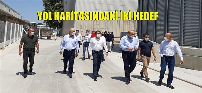 Tarsus TSO'dan kardeş kurum Borsa'ya ziyaret