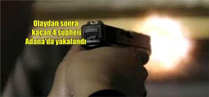 Tarsus'ta 13 yaşındaki çocuğu silahla vurdular