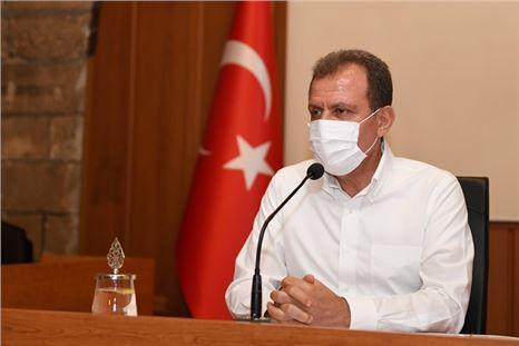 Başkan Seçer, Tarsuslu Muhtarları Dinledi