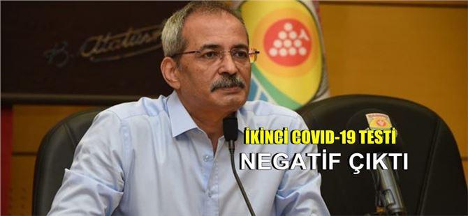 """Haluk Bozdoğan'ın ikinci COVID-19 testi """"negatif"""" çıktı"""