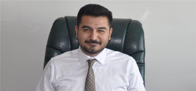 Siyasette geleceği olan genç bir Avukat: Suat Şahin
