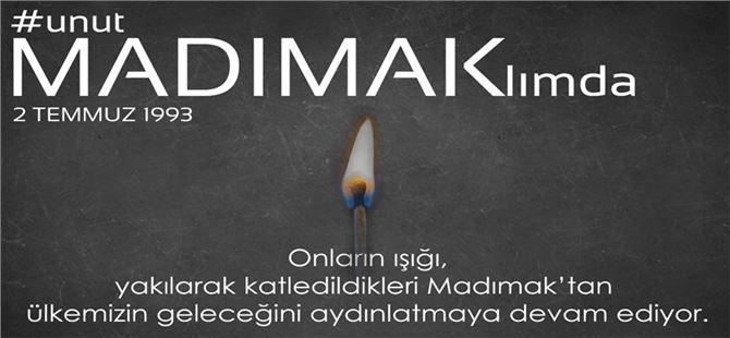 """Ozan Varal: """"Sivas'ta 93'te yaşananları asla unutmadık"""""""