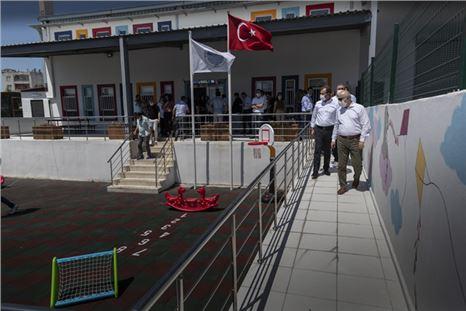 Mersin Büyükşehir Belediyesi Türkiye'de bir ilki gerçekleştirdi