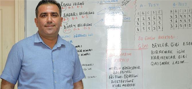 Gençler Üniversiteye Büyükşehir'le ücretsiz hazırlanıyor