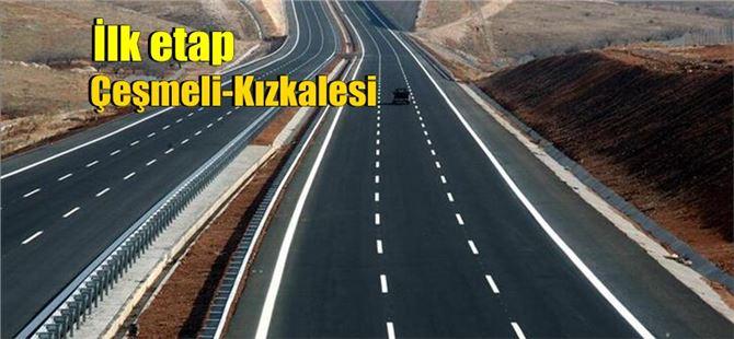 """Bakan Karaismailoğlu: """"Çeşmeli-Taşucu otoyol projesi ihalesi açılacak"""""""
