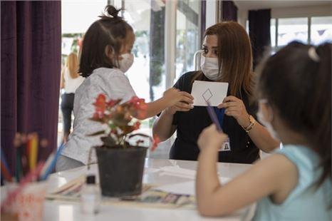 """Büyükşehir'den çocuklar için ücretsiz """"gesell gelişim testi"""""""
