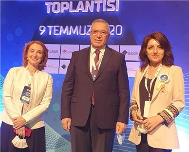 Büyükşehir Başkan Vekili Gülcan Kış, İlbank Genel Kurulu'na Katıldı
