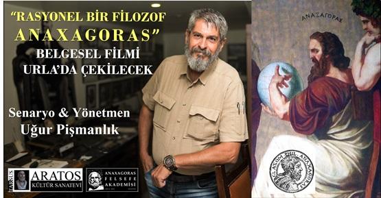 """""""Rasyonel Bir Filozof Anaxagoras"""" Belgesel Filmi Çekiliyor"""