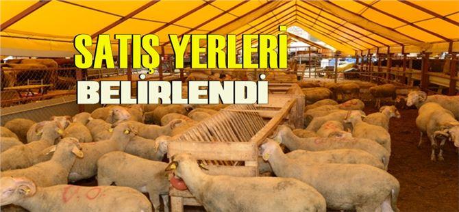 Tarsus'ta kurbanlık fiyatları ile satış ve kesim yerleri belirlendi