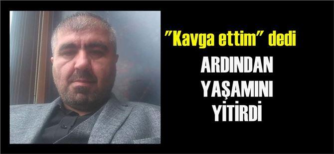 Tarsus'ta kamyon şoförünün şüpheli ölümü