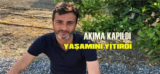 Tarsuslu çiftçi motopompla bahçe sulamak isterken elektrik akımından öldü