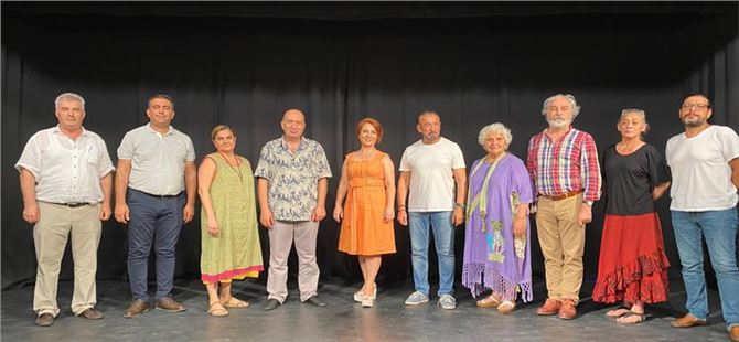 Büyükşehir Şehir Tiyatrosu'nun Sınavları Tamamlandı