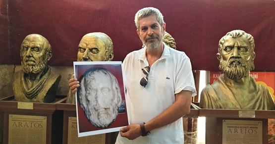 Aratos Felsefe Dergisi: Aratos'un Kayıp Heykelinin Peşindeyiz