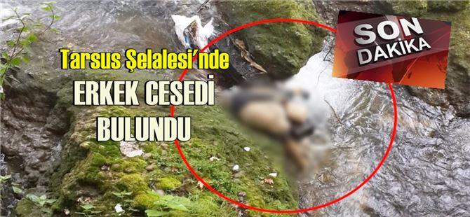 Tarsus Şelalesi'nde erkek cesedi bulundu