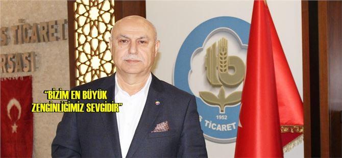 Başkan Murat Kaya'dan, Kurban Bayramı mesajı