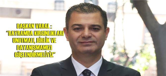 CHP İlçe Başkanı Av. Ozan Varal'dan bayram mesajı