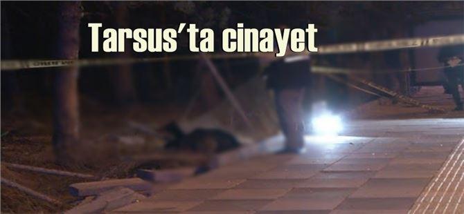 Tarsus'ta baba, oğlu tarafından öldürüldü