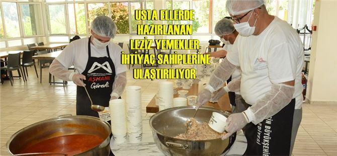 Büyükşehir'in Tarsus aşhanesi yeniden hizmete girdi
