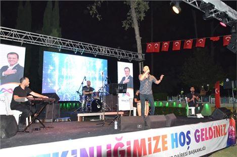 Büyükşehir'le Mersinliler Müzik Dolu Bir Yaz Geçiriyor
