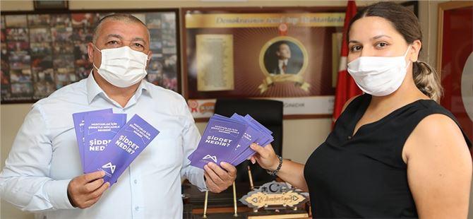 """Büyükşehir'den """"muhtarlar için şiddetle mücadele rehberi"""""""