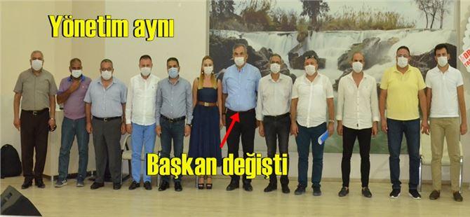 Tarsus İdman Yurdu Kulüp Başkanı Serhat Servet Dövenci oldu