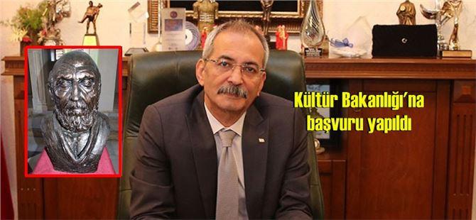 """Tarsus Belediyesi 2022'nin """"Aratos yılı"""" olması için başvuru yaptı"""