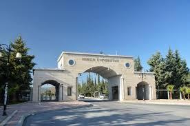 Mersin Üniversitesi Basın Açıklaması