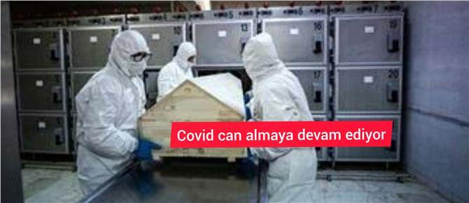 Tarsus'ta iki kişi daha COVID-19 nedeniyle öldü; 1 kişi ise