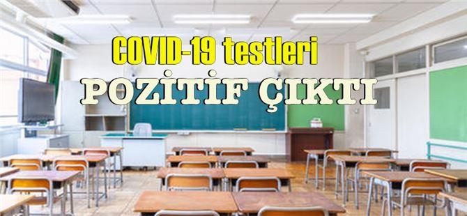 """Eğitim-Sen: """"COVID-19 nedeniyle Tarsus'ta okul karantinaya alındı"""""""