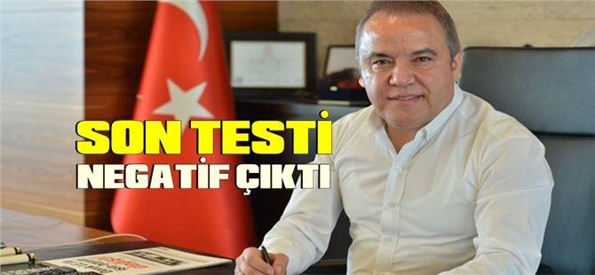 Antalya Büyükşehir Belediye Başkanı Muhittin Böcek'le ilgili yeni gelişme