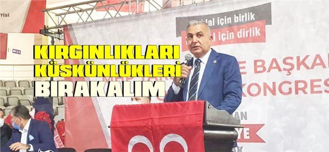 MHP'li Baki Şimşek'ten yerel seçimlere vurgu!