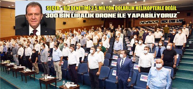 Mersin Büyükşehir Belediyesi Eylül ayı 2. toplantısı gerçekleştirildi