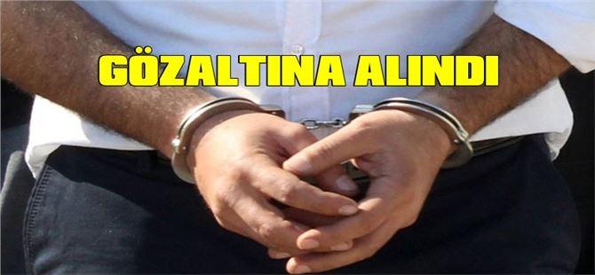 Tarsus'ta terör örgütü operasyonu: 1 gözaltı