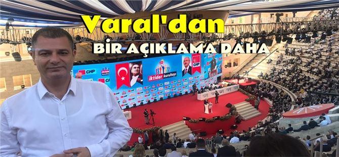 """Ozan Varal: """"Halka IBAN numarası veren bir hükümetin sözcüsü için iddialı sözler!"""""""