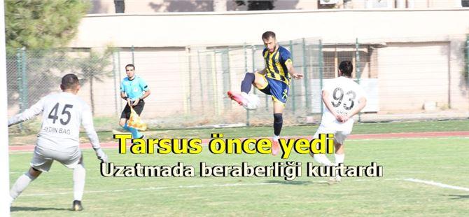 Tarsus İdmanyurdu 1–Van Spor Futbol Kulübü 1