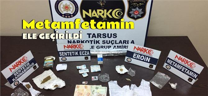 Tarsus'ta uyuşturucu operasyonları devam ediyor