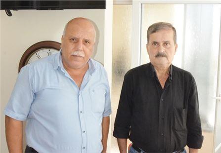 Başkan Kaplan Kiltaş'tan Akdeniz'e ziyaret