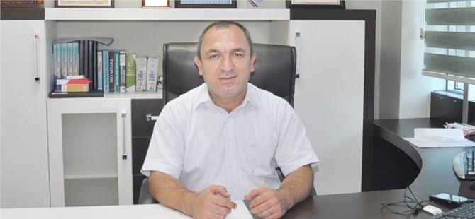 Tarsus Şehitkerim Vergi Dairesi Müdürlüğüne Dirican Atandı