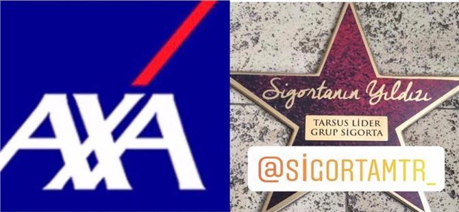 Tarsus Lider Grup Sigorta ailesine AXA'da katıldı