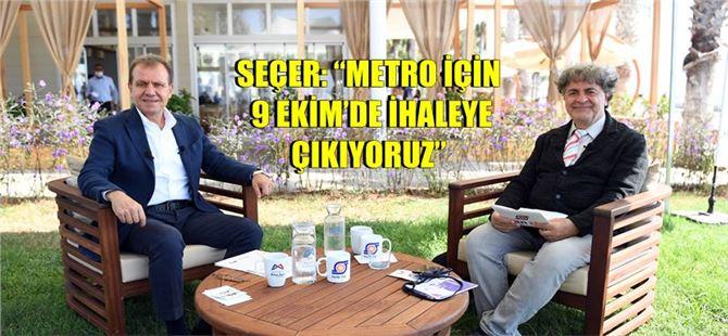 Başkan Seçer, Sun TV ekranlarında gündemi değerlendirdi