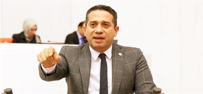 """CHP'li Başarır: """"Araç muayeneleri tekelci yapıdan kurtarılmalıdır"""""""