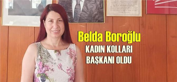 CHP Tarsus İlçe Kadın Kolları Başkanı Belda Boroğlu oldu