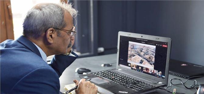 Tarsus Unesco yolunda emin adımlarla ilerliyor