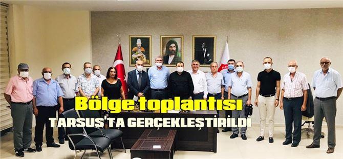 Alevi Kültür Dernekleri Bölge toplantısı Tarsus'ta yapıldı