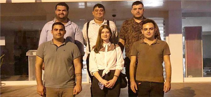 Tarsuslu Gençlere, il yönetiminde yeni görevler