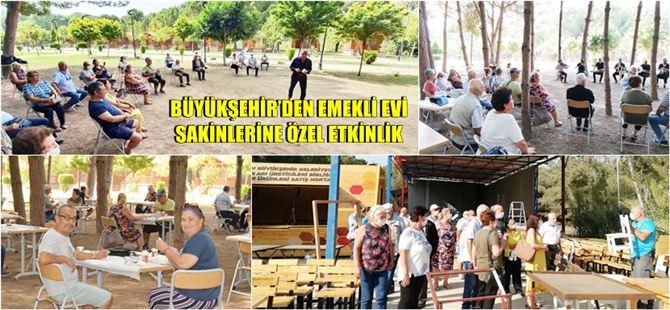 Tarsus Gençlik Kampı, emeklileri ağırlamaya devam ediyor